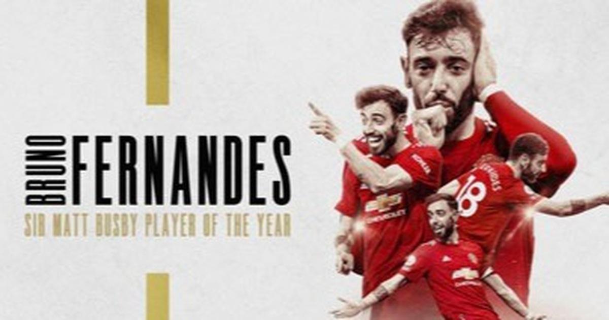 Tỏa sáng rực rỡ, Bruno Fernandes giật giải thưởng cao quý ở Man Utd