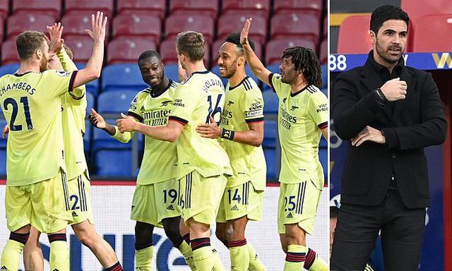 Arsenal hết hy vọng dự Europa League, Tottenham đối diện nguy cơ - 2