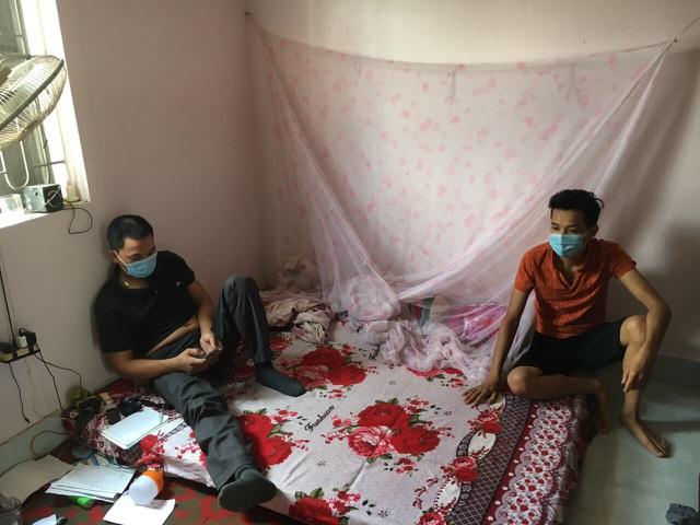 Chuyện của các công nhân đang mắc kẹt trong chảo lửa Covid-19 Bắc Giang - 4
