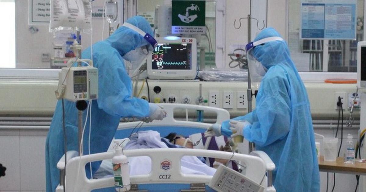 Bệnh nhân Covid-19 thứ 40 tử vong