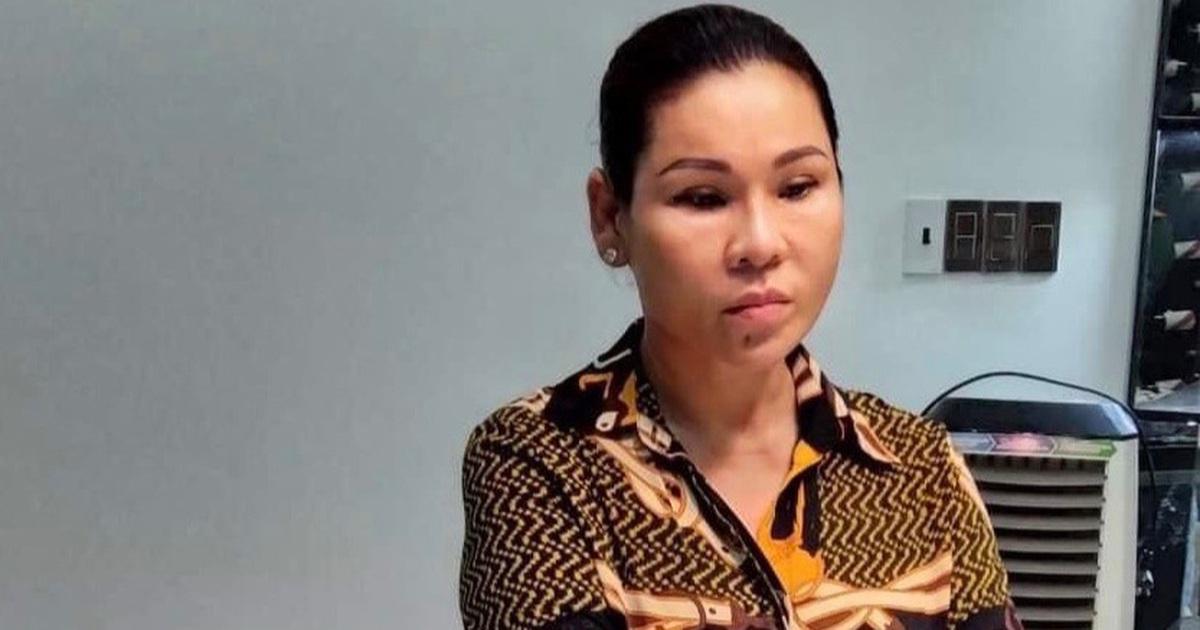 Nữ đại gia vợ diễn viên nổi tiếng bị khởi tố thêm tội rửa tiền