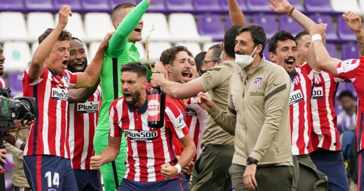 Atletico Madrid vô địch La Liga: Chiến thắng lời nguyền quỷ dữ