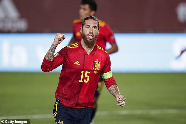 Tây Ban Nha loại Sergio Ramos khỏi đội hình dự Euro 2020 - 1