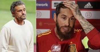 """Báo Tây Ban Nha: """"HLV Enrique phản bội Real Madrid và Sergio Ramos"""""""