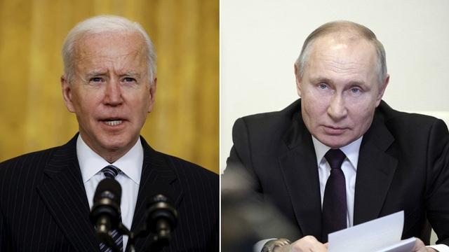 Tiết lộ nội dung cuộc gặp thượng đỉnh đầu tiên Putin - Biden - 1