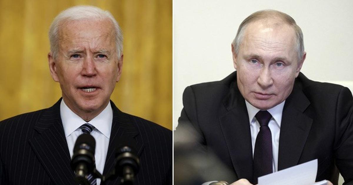 Tiết lộ nội dung cuộc gặp thượng đỉnh đầu tiên Putin - Biden
