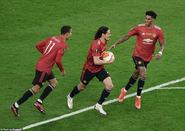 Man Utd thua đau đớn Villarreal ở trận chung kết Europa League - 6