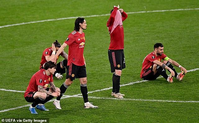 Man Utd thua đau đớn Villarreal ở trận chung kết Europa League - 2