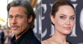Angelina Jolie và Brad Pitt lại đối đầu tranh chấp quyền nuôi con