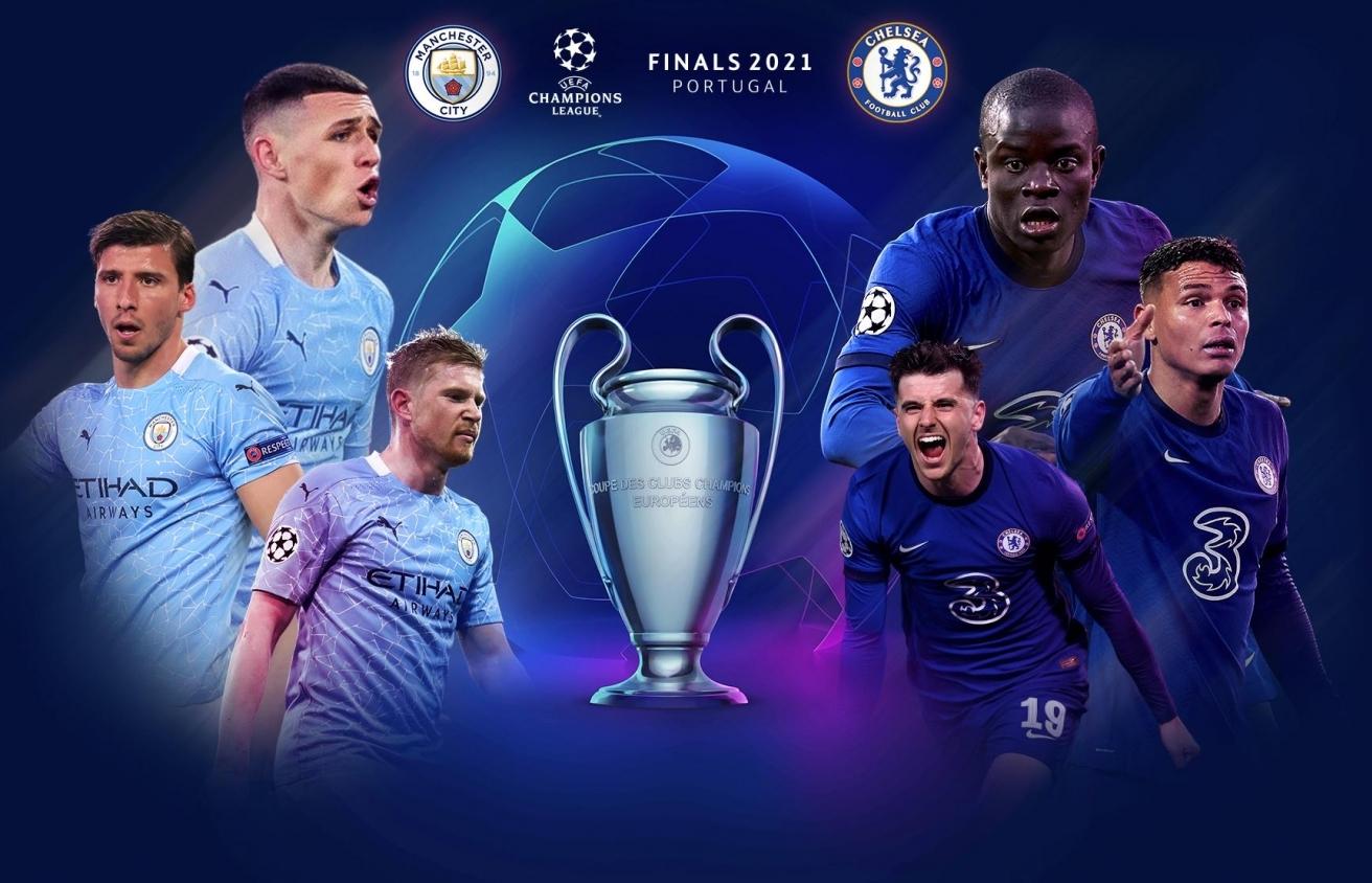 Xem trực tiếp Man City vs Chelsea (Chung kết C1 Châu Âu), 2h ngày 30/5