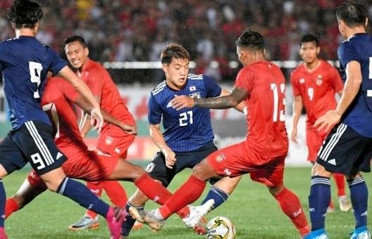 Link xem trực tiếp Nhật Bản vs Myanmar (vòng loại World Cup 2022), 17h ngày 28/5