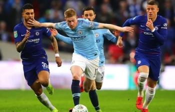 Link xem trực tiếp Man City vs Chelsea (Chung kết C1 Châu Âu), 2h ngày 30/5