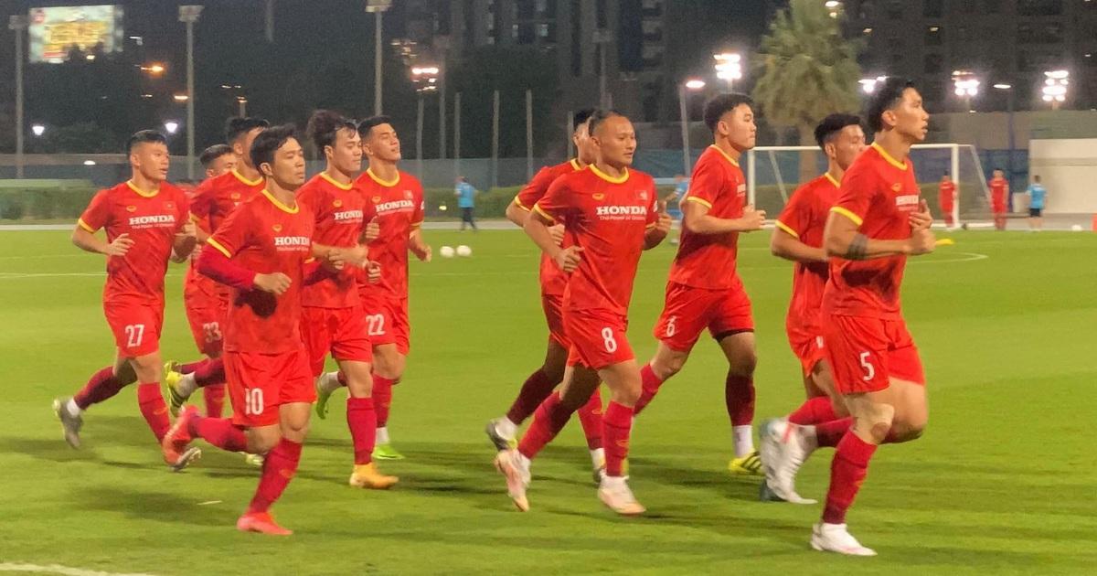 Công Phượng, Quang Hải bở hơi tai vì bài chạy 10 vòng sân
