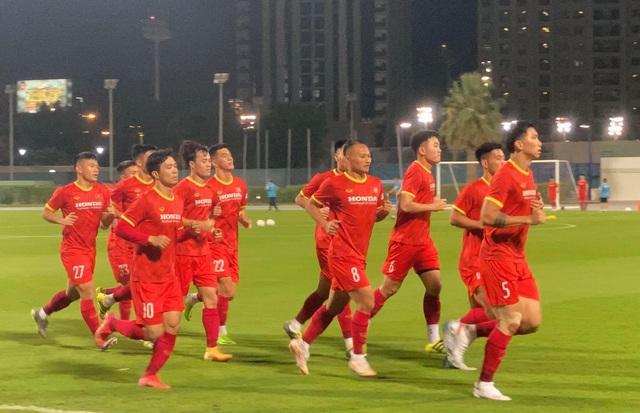 Công Phượng, Quang Hải bở hơi tai vì bài chạy 10 vòng sân - 6