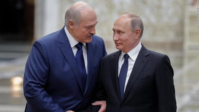 Belarus muốn cho Tổng thống Putin xem tài liệu mật vụ bắt giữ chấn động - 1