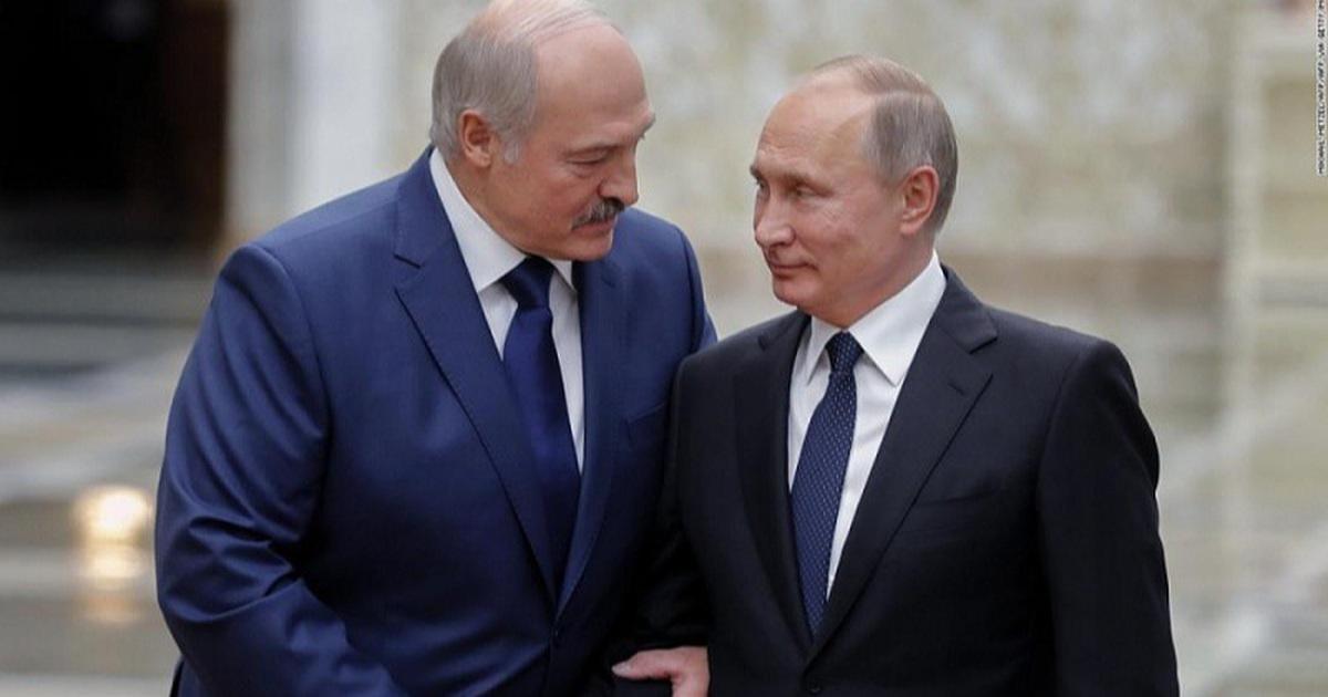 """Belarus muốn cho Tổng thống Putin xem """"tài liệu mật"""" vụ bắt giữ chấn động"""