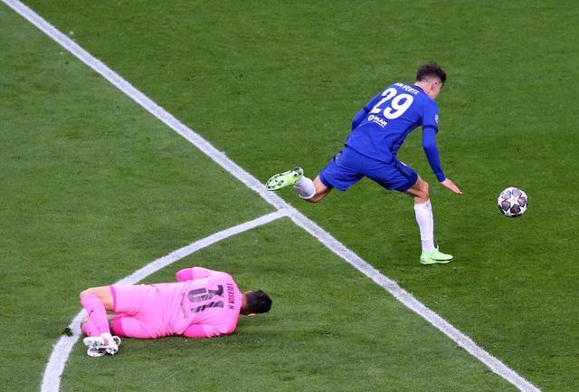 Đánh bại Man City, Chelsea vô địch Champions League 2020/21 - 1