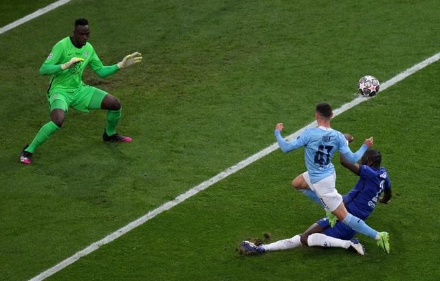 Đánh bại Man City, Chelsea vô địch Champions League 2020/21 - 10