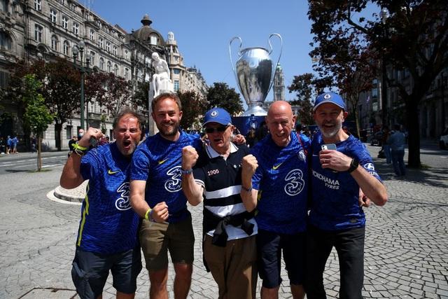 Đánh bại Man City, Chelsea vô địch Champions League 2020/21 - 37