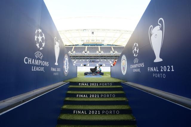Đánh bại Man City, Chelsea vô địch Champions League 2020/21 - 32