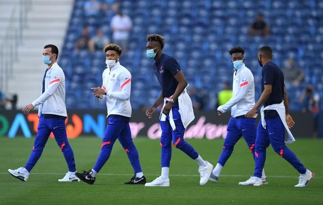 Đánh bại Man City, Chelsea vô địch Champions League 2020/21 - 19