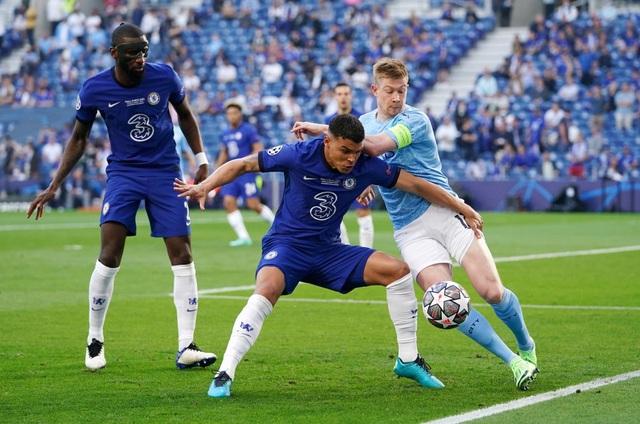 Đánh bại Man City, Chelsea vô địch Champions League 2020/21 - 13