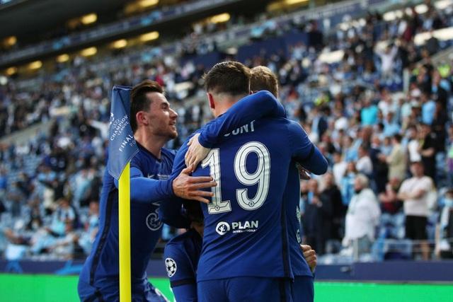 Đánh bại Man City, Chelsea vô địch Champions League 2020/21 - 8