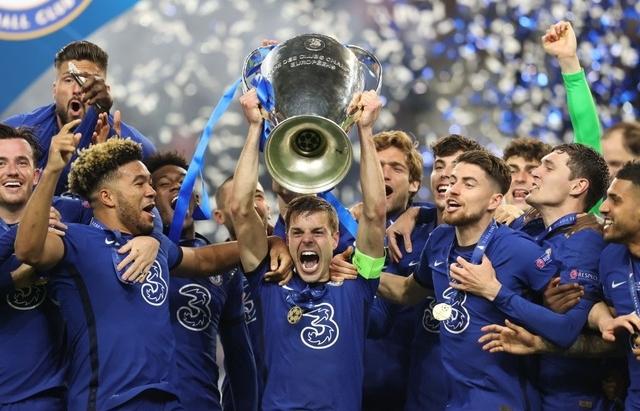 Đánh bại Man City, Chelsea vô địch Champions League 2020/21