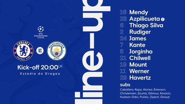 Đánh bại Man City, Chelsea vô địch Champions League 2020/21 - 15