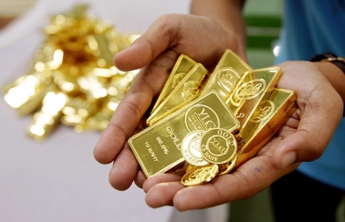Giá vàng hôm nay 1/4: Tăng mạnh trở lại