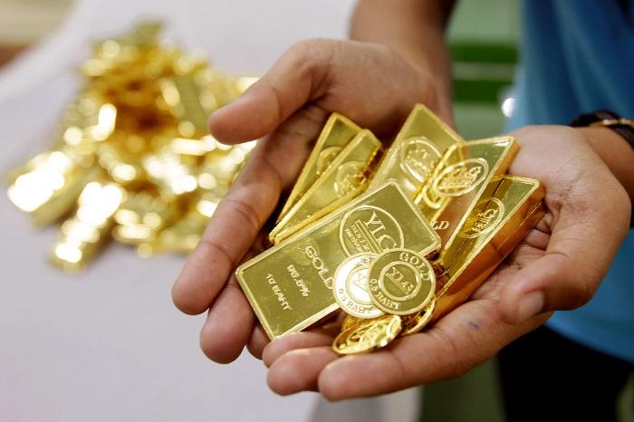 Giá vàng hôm nay 3/5: Xác lập xu hướng tăng mạnh
