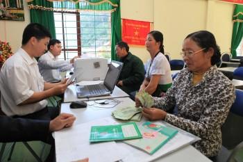 Tăng cường cho vay các chương trình giảm nghèo