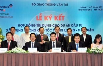 4 ngân hàng hợp vốn gần 7.000 tỷ tài trợ dự án đường cao tốc Trung Lương - Mỹ Thuận