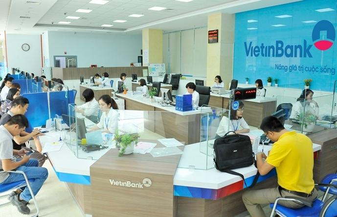 vietinbank dung thu 2 trong top 10 ngan hang thuong mai viet nam uy tin 2018