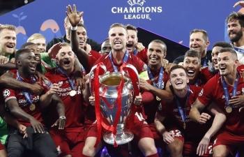 Kết quả bóng đá hôm nay 2/6: Liverpool đăng quang C1 Châu Âu