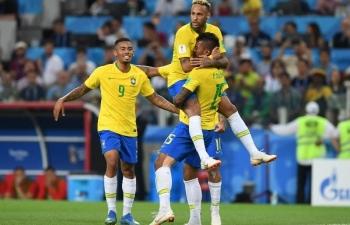 xem truc tiep bong da brazil vs qatar giao huu 7h30 ngay 66