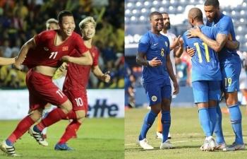 xem truc tiep viet nam vs curacao chung ket kings cup 2019 19h45 ngay 86