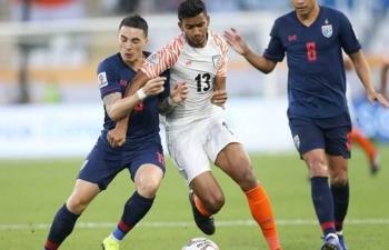Xem trực tiếp Thái Lan vs Ấn Độ (King's Cup 2019), 15h30 ngày 8/6