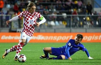 Link xem trực tiếp Croatia vs Wales (VL Euro 2020), 20h ngày 8/6