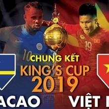 doi tuyen viet nam rang ro voi tam hcb kings cup 2019