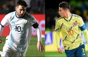 xem truc tiep argentina vs colombia o dau