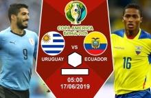 xem truc tiep uruguay vs ecuador o dau