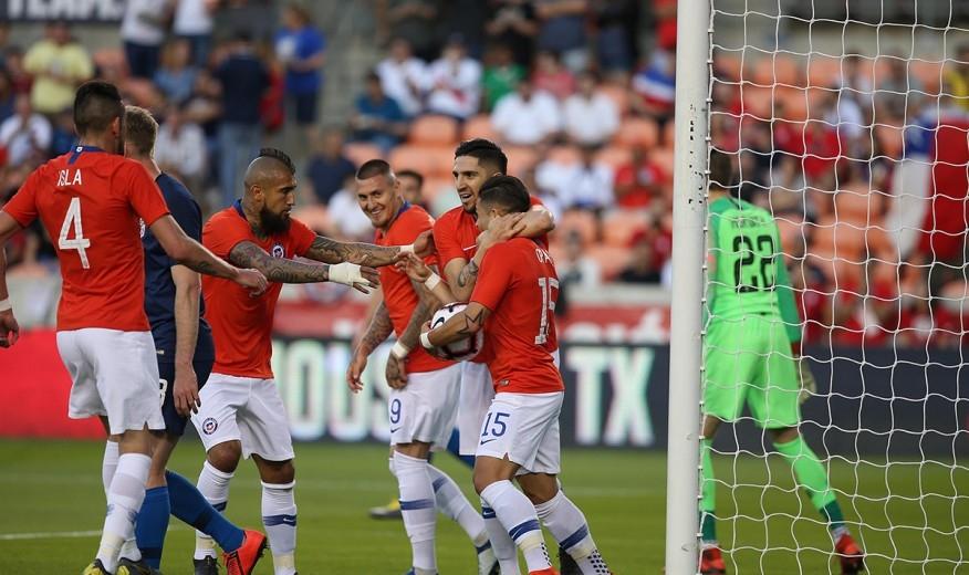 Xem trực tiếp Nhật Bản vs Chile (Copa America 2019), 6h ngày 18/6