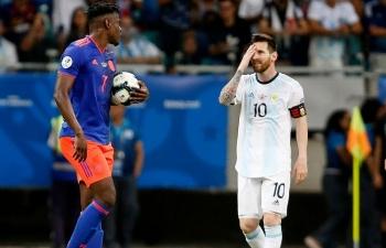truc tiep copa america xem truc tiep argentina vs paraguay o dau