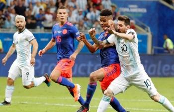 xem truc tiep argentina vs paraguay copa america 7h30 ngay 206