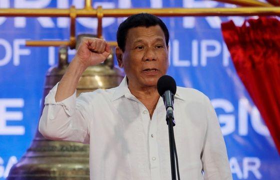 tong thong philippines goi yeu sach chu quyen bien dong cua trung quoc la nguy hiem