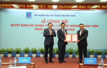 tan tong giam doc le manh hung chung suc chung long vi su phat trien cua pvn