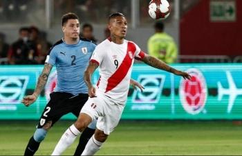 Trực tiếp Copa America: Xem trực tiếp Uruguay vs Peru ở đâu?