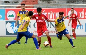 Xem trực tiếp Bình Dương vs Xm Fico Tây Ninh (Cup Quốc gia), 17h ngày 30/6