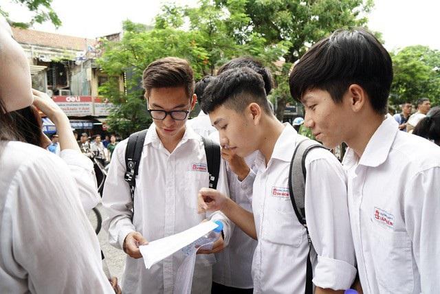 Chính phủ thống nhất kỳ thi tốt nghiệp THPT 2020 vào ngày 9-10/8